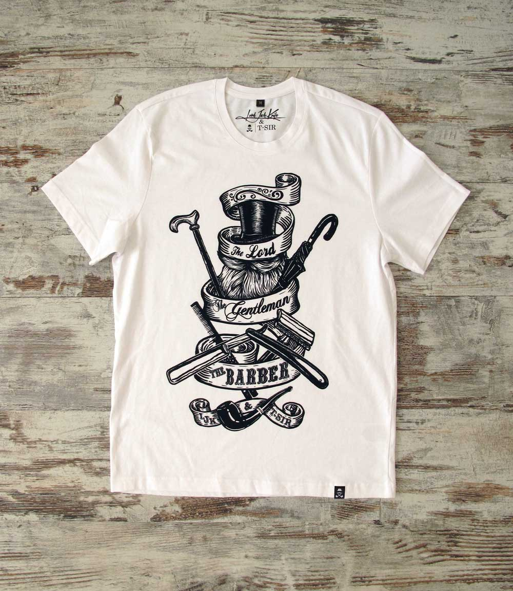 Lord Jack Knife tee