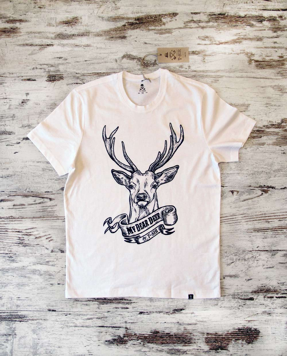 My Dear Deer tee