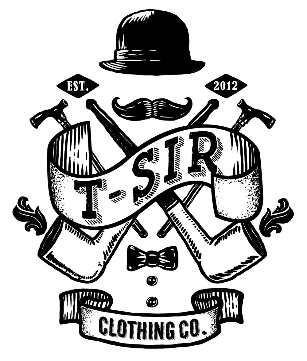 T-SIR Clothing Co. design | Oscar Postigo